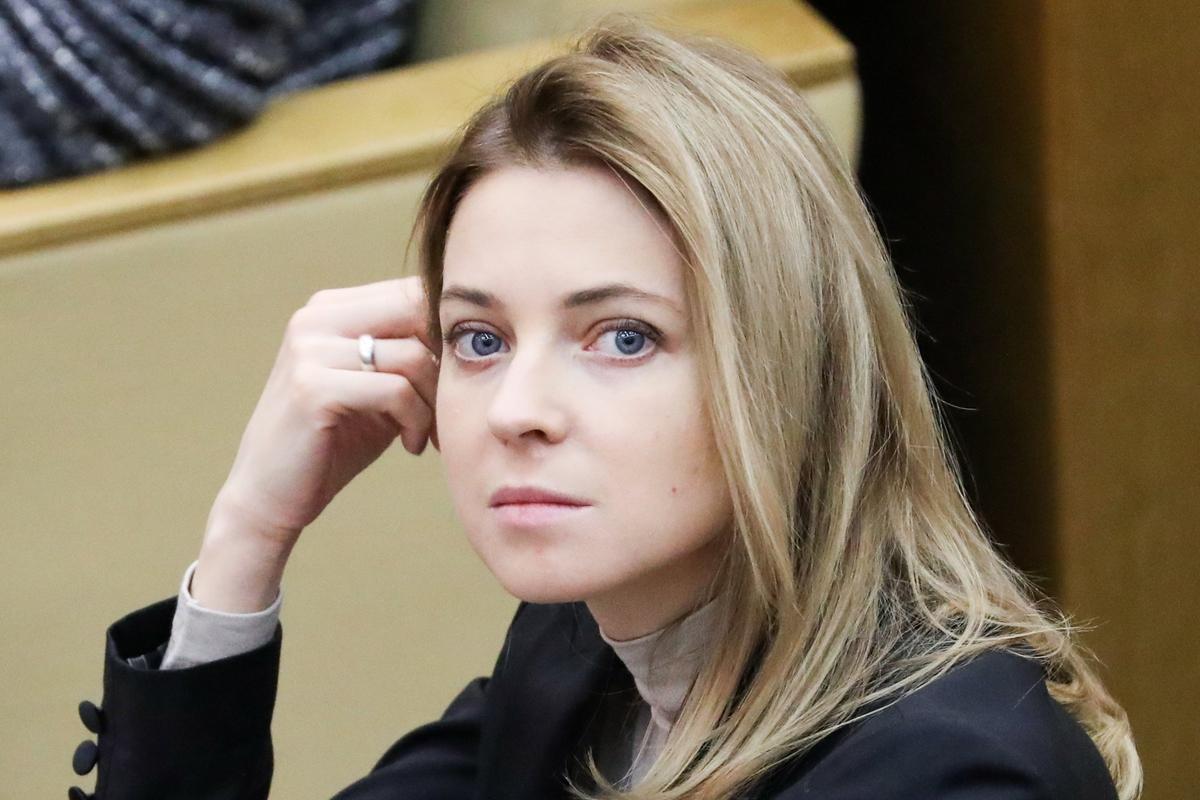 МВД России: «Правый сектор» угрожает Наталье Поклонской