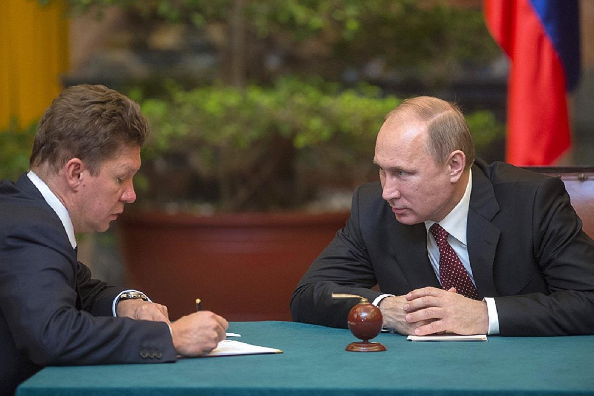 Нападки Европарламента на Газпром продолжаются с новой силой. Исход будет плачевный...