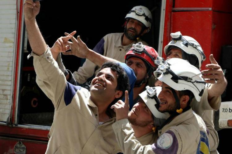 Госдеп США заморозил финансирование сирийских «Белых касок»