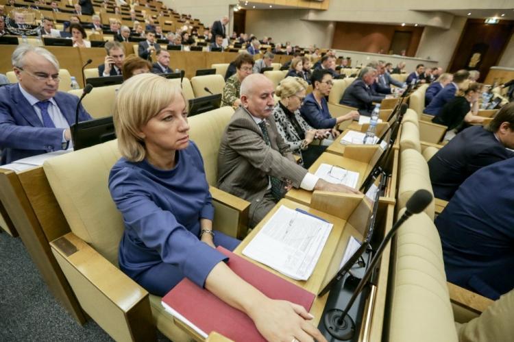 Госдума одобрила закон о дополнительном выходном дне