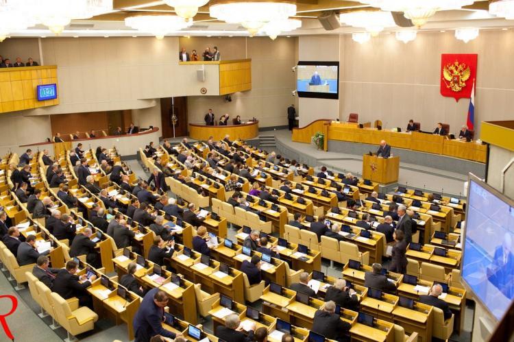 Путин рассмотрит кандидатов Госдумы на пост председателя Счетной палаты