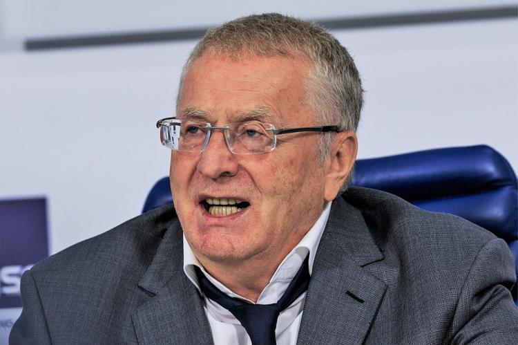 Жириновский хотет взыскать с ЕС €1 трлн