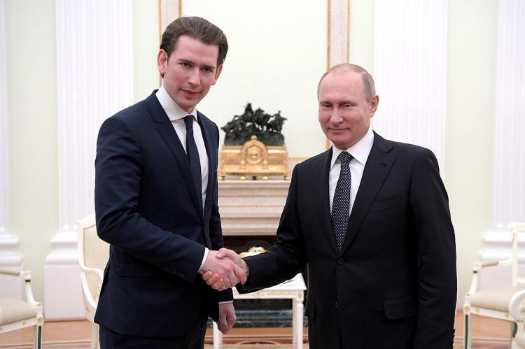 Австрия считает США ненадежным партнером