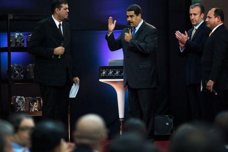 Николас Мадуро вновь президент Венесуэлы