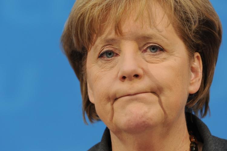 Меркель исключает возможность возобновления формата G8