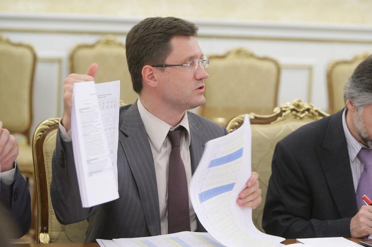 Новак рассказал, когда будет обсуждаться вопрос о помощи «Газпрому»