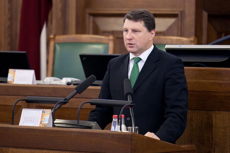 Президент Латвии: США не смогут защитить Европу от России