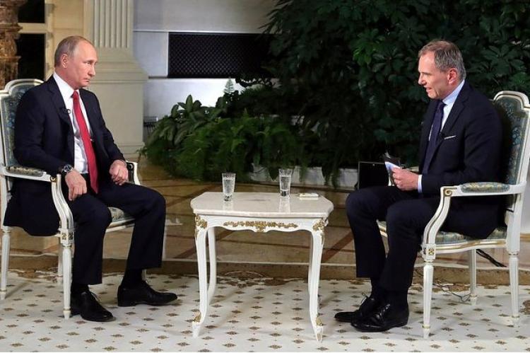 Интервью Владимира Путина австрийскому телеканалу расставило все по местам