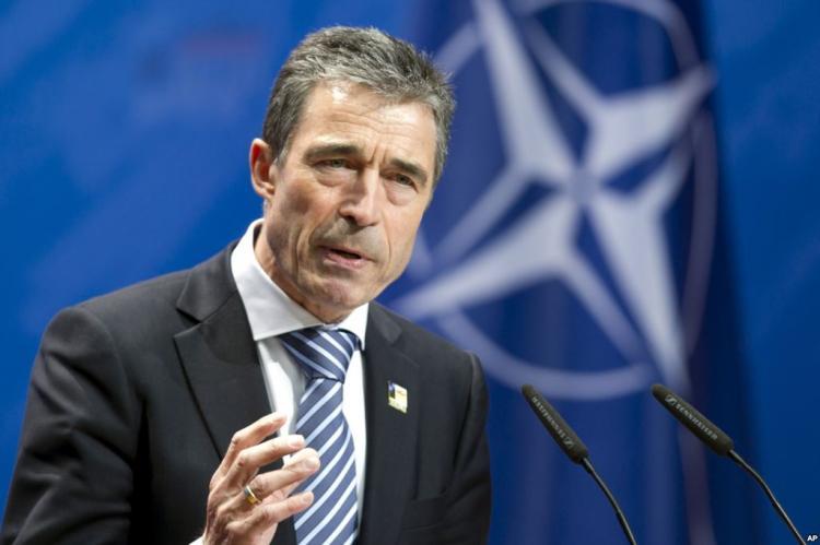 Война между Россией и Украиной длилась бы несколько дней — экс-генсек НАТО