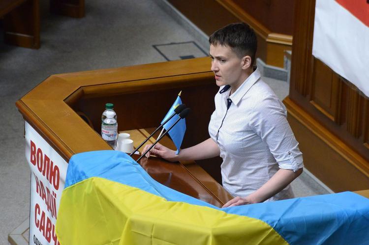 Украинская власть «получит по зубам» - Савченко