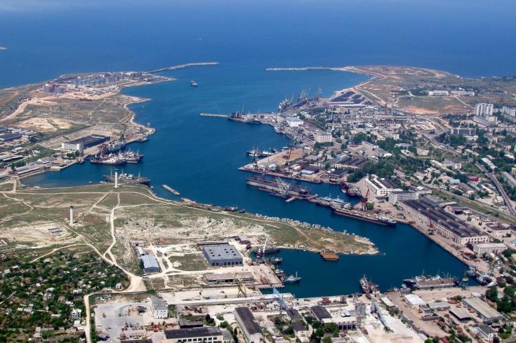 На Украине предложили ввести санкции против российских портов
