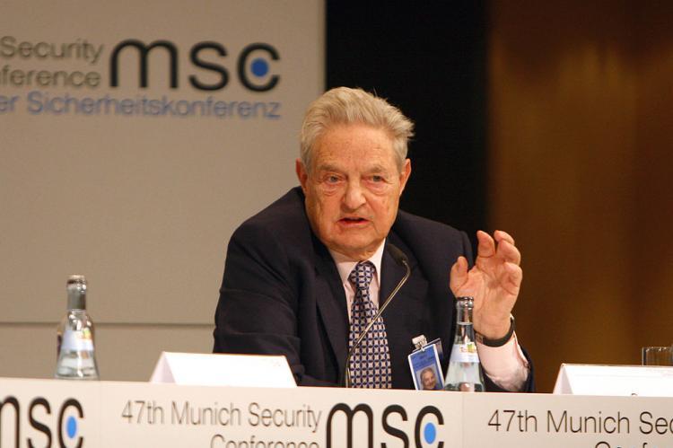 Сорос спрогнозировал новый глобальный кризис