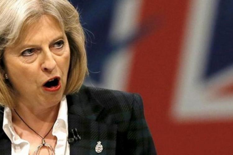 Мэй считает свой план выхода Великобритании из ЕС единственно верным