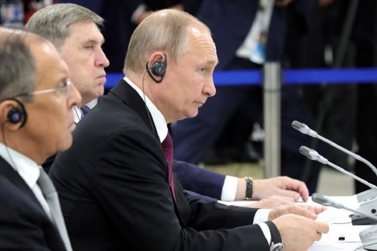 Россия заняла жесткую позицию перед встречей в нормандском формате