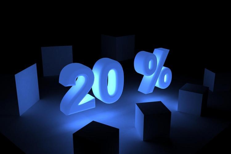 НДС в России может снова стать 20%