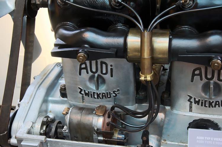 Audi тестирует технологию блокчейн