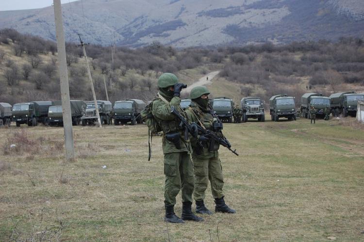 Патрульная полиция Крыма заработала на Украине