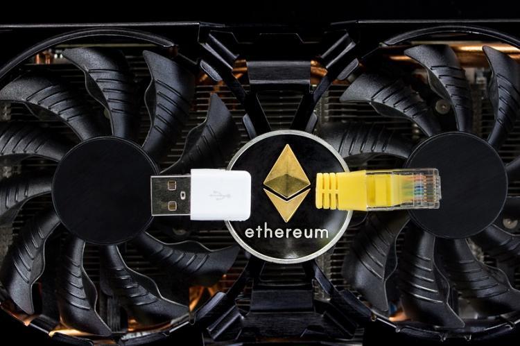 Награды для PoW-майнеров в сети Ethereum будут снижены на 80%