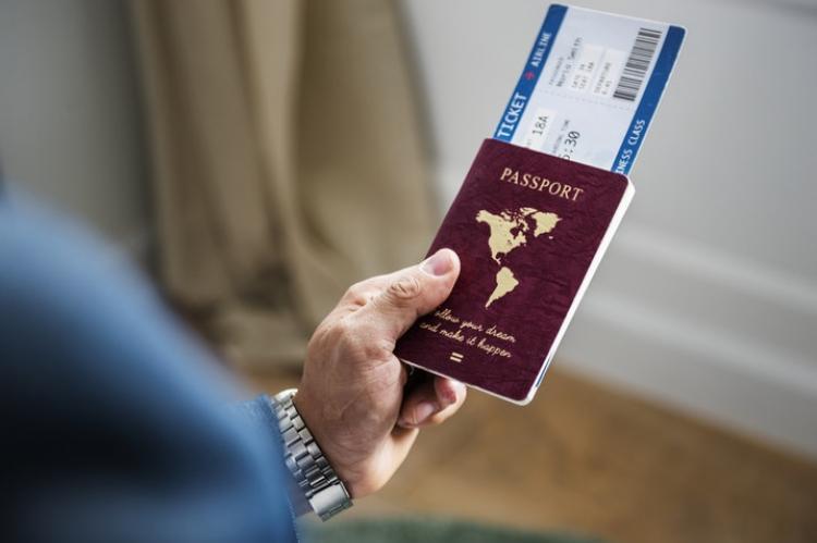 Билет и паспорт