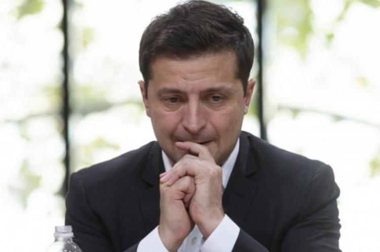 Советник Зеленского выругался матом из-за цен на газ