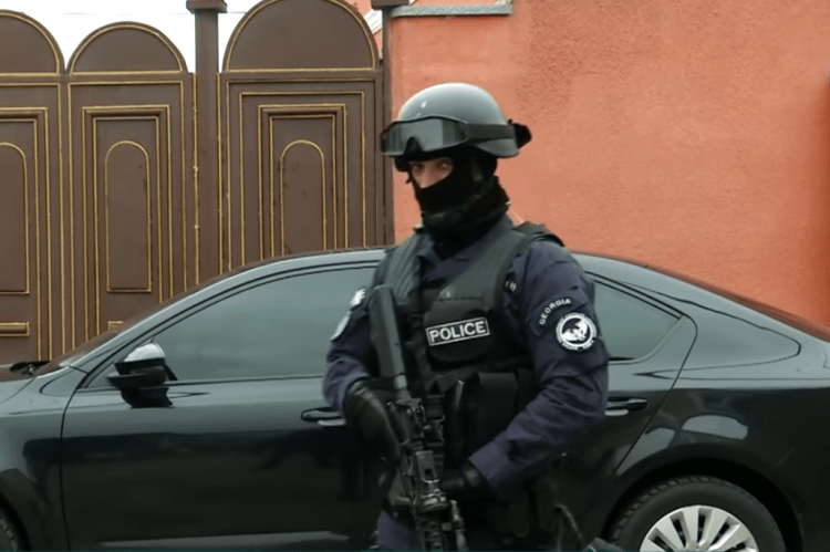 В грузинском монастыре убили россиянина