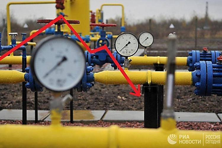 Подсчитаны траты России на транзит газа через Украину