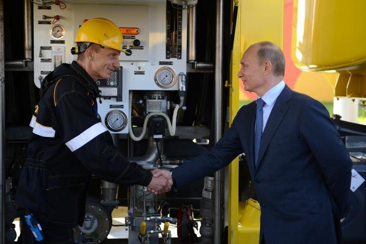 Россия учредила компанию