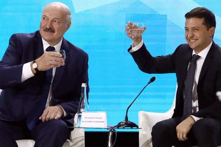 Украина присоединилась к европейским санкциям против Беларуси