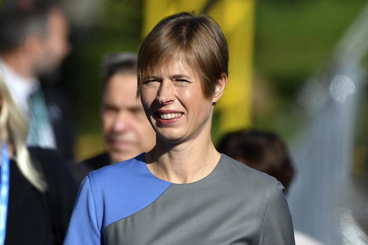 Президент Эстонии решила напомнить о борьбе с российской пропагандой в разгар борьбы с коронавирусом