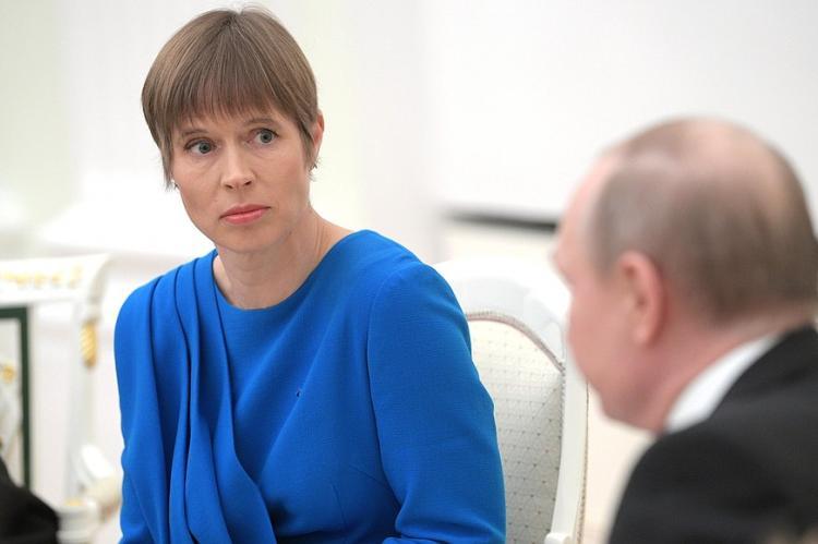 Президент Эстонии рассказала о несбывшейся надежде на Россию