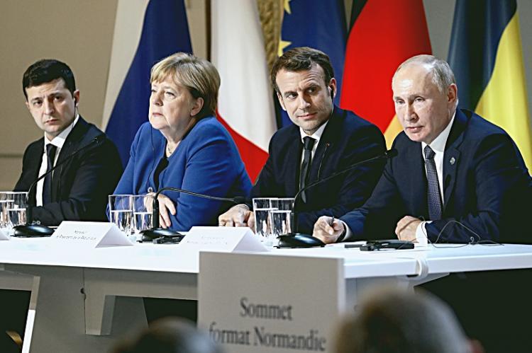 Европа готовится решить вопрос Донбасса за счет Украины