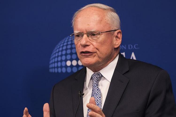 Спецпредставитель Госдепа США по Сирии и связям с международной коалицией Джеймс Джеффри
