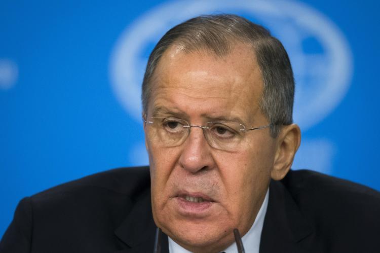 Лавров оценил отсутствие реакции на нарушение прав человека на Украине