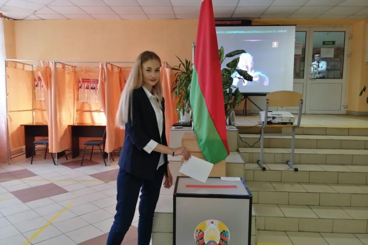 Выборы президента Белоруссии 9 августа 2020