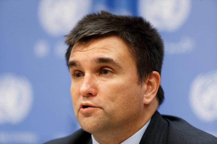 Климкин предложил превратить Крым в проблему для России