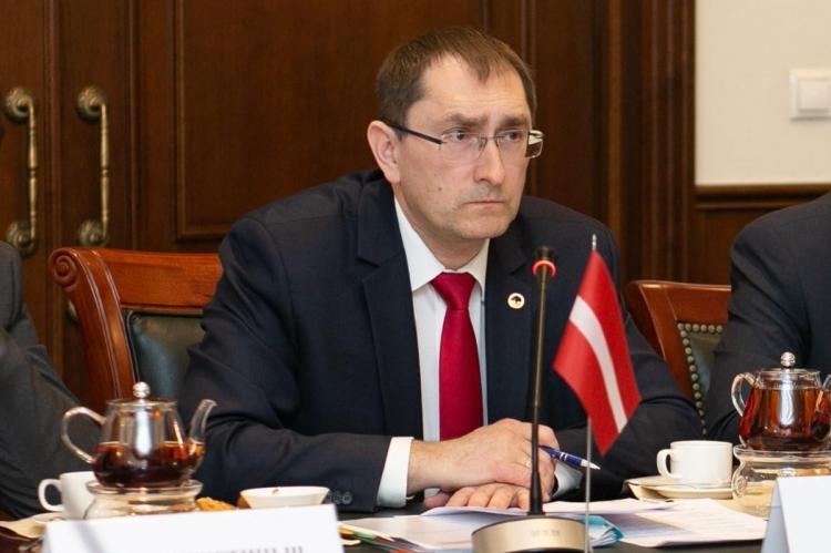 Евросоюз прекратит финансирование модернизации портов Латвии