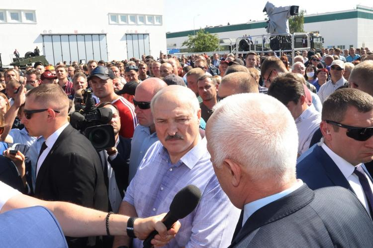 Оппозиция не получала предложение Лукашенко пересчитать голоса