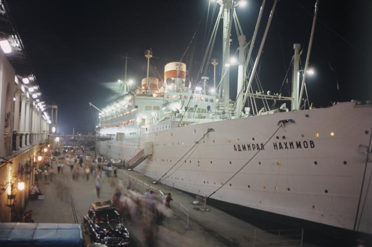 Российский корабль назвали самым мощным в мире