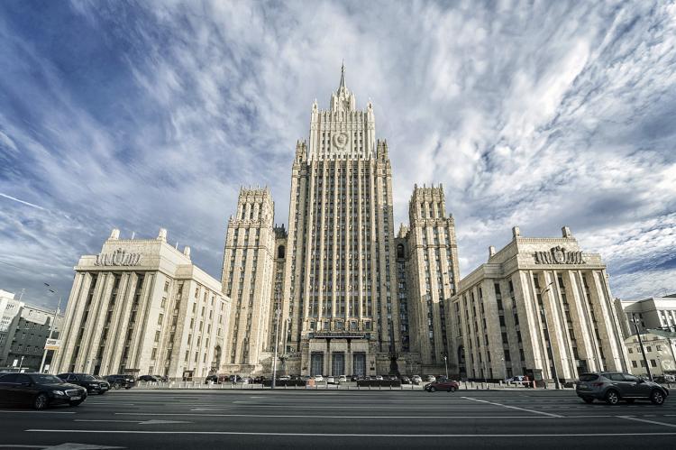 Комментарий Департамента информации и печати МИД России в связи с заявлениями представителей ряда стран по ситуации вокруг А.Навального