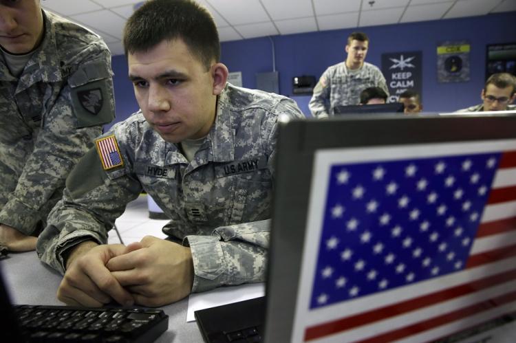 Американские военнослужащие смоделировали атаку России на США