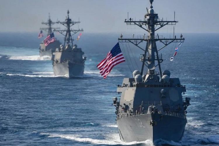 НАТО задействует морские суда разных стран во время проведения операции на Крайнем Севере