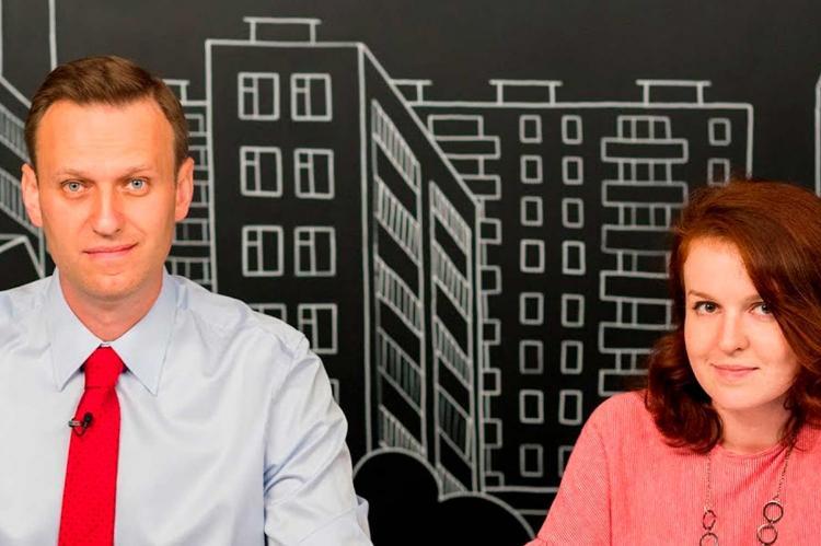 Пресс-секретарь Навального раскритиковала содержимое статьи о российском оппозиционере