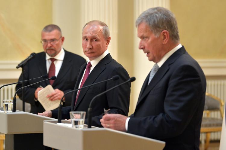 Запрет на вывоз древесины из РФ огорчил Финляндию