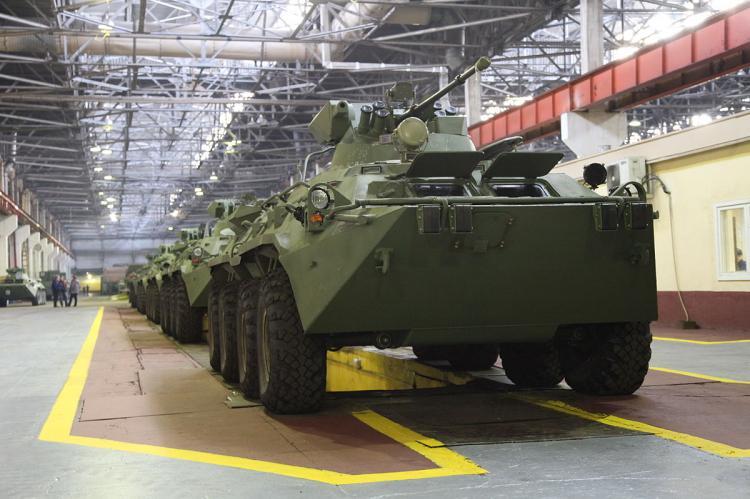 Чехия стала крупнейшим импортером российской оборонной продукции
