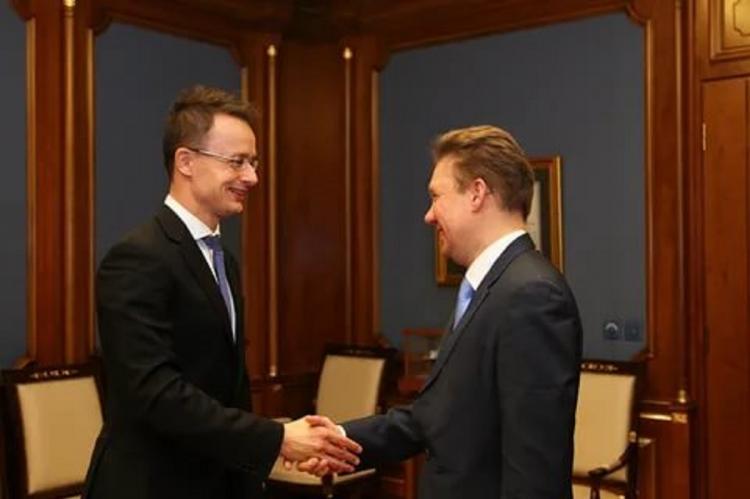Россия и Венгрия договорились о долгосрочной газовой сделке