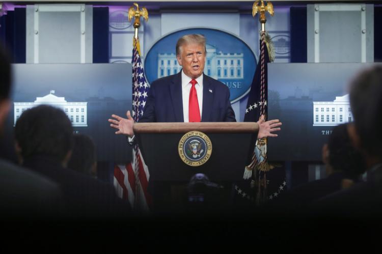Трамп потребовал продать приложение TikTok до 15 сентября