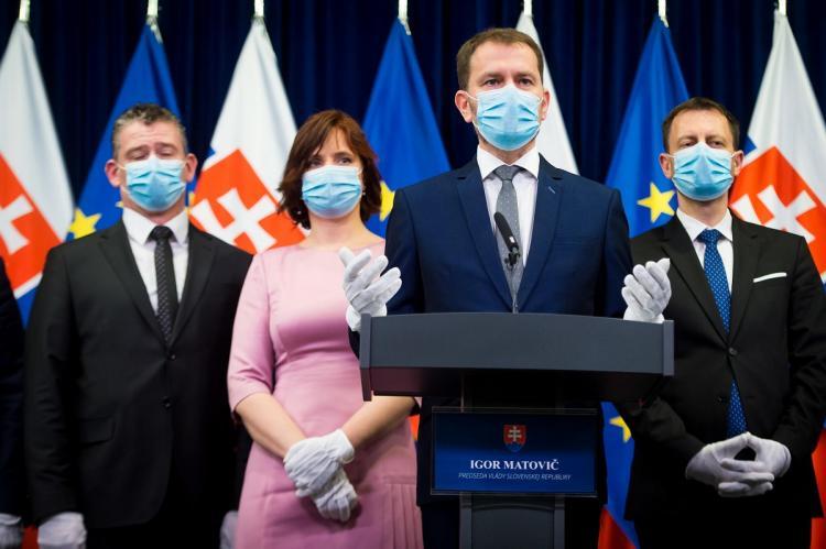 """Словакии не удалось согласовать закупку """"Спутника-V"""""""