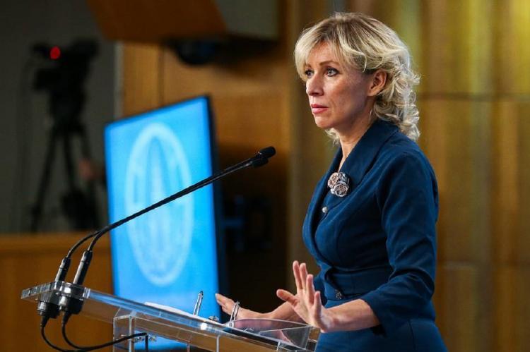 Захарова прокомментировала угрозу Кулебы Поклонской