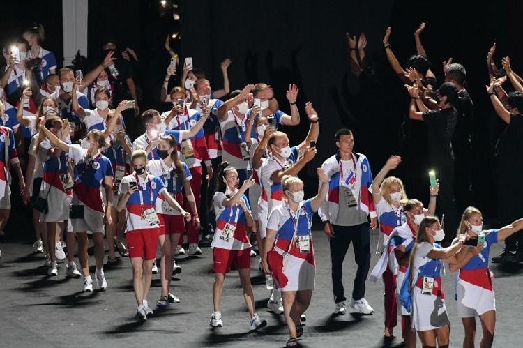 Россия заняла третье место по количеству завоеванных на Олимпиаде медалей