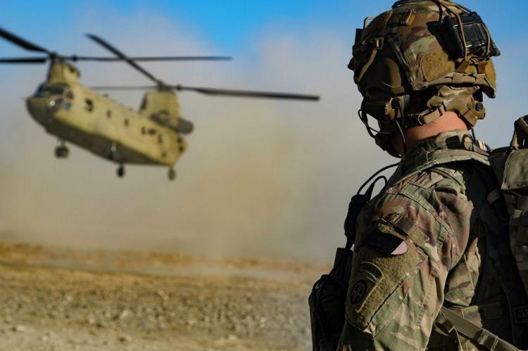 Талибы обязали США вывести войска из Афганистана к 11 сентября